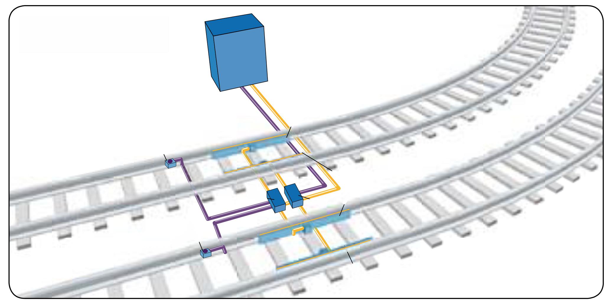 Rail Lubrication Systems  HES Lubemec