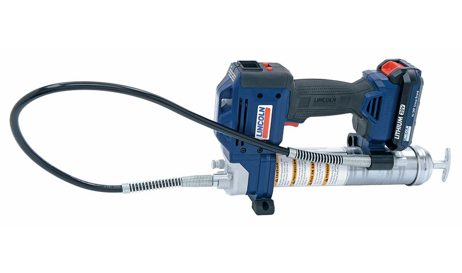 Battery Operated Grease Gun