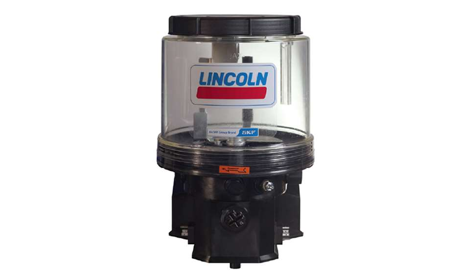 Lincoln Lubrication Spares  HES Lubemec
